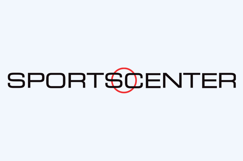 Logo do programa Sports Center.