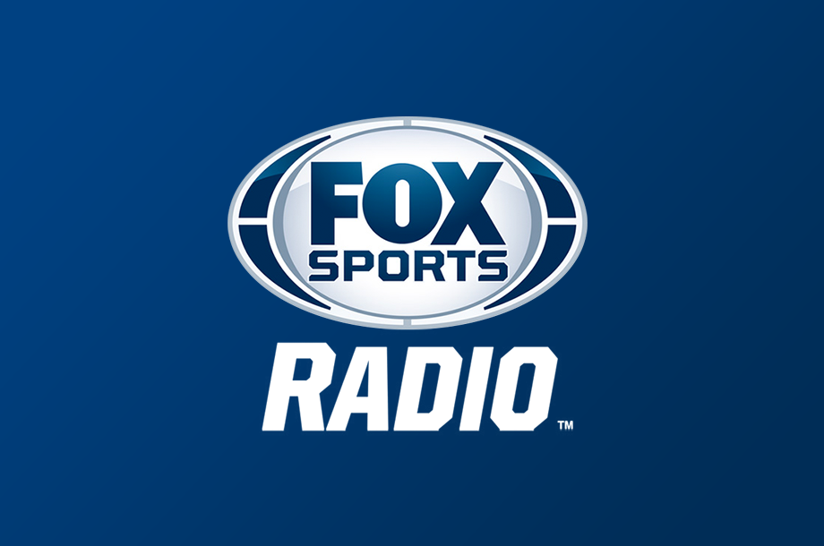 Logo do programa Fox Sports Radio.