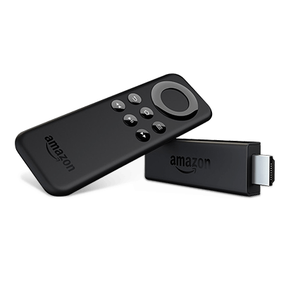Fotografia do Amazon Fire Stick.