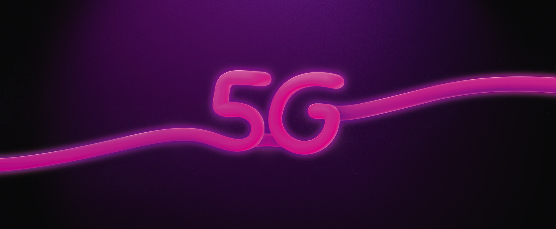 Identidade visual do 5G da Vivo