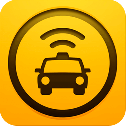Logo do aplicativo Easy Taxi
