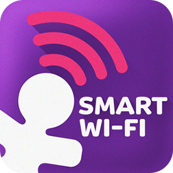 Ícone do aplicativo Vivo Smart Wi-Fi