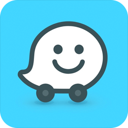 Ícone do aplicativo Waze