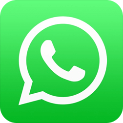 Ícone do aplicativo WhatsApp.