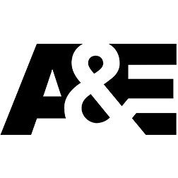 Logo do canal A&E