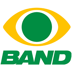 Logo do canal Band