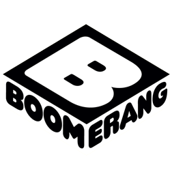 Logo do canal Boomerang