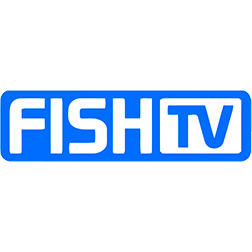 Logo do canal Fish Tv