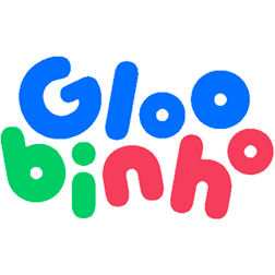 Logo do canal Gloobinho