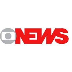 Logo do canal Globo News