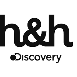 Logo do canal Discovery Home & Health