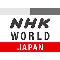 Logo do canal NHK World Japan