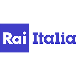 Logo do canal Rai Italia