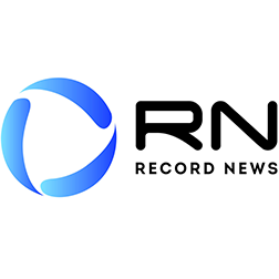 Logo do canal Record News