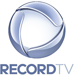 Logo do canal Record TV