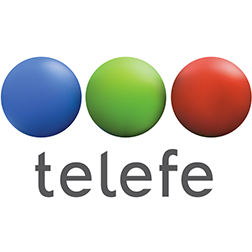 Logo do canal Telefe
