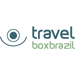 Logo do canal Travel Boxbrazil