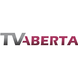 Logo do canal TV Aberta