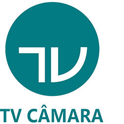 Logo do canal TV Câmara