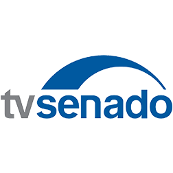Logo do canal TV Senado