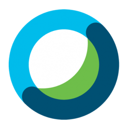 Logo do Cisco Webex