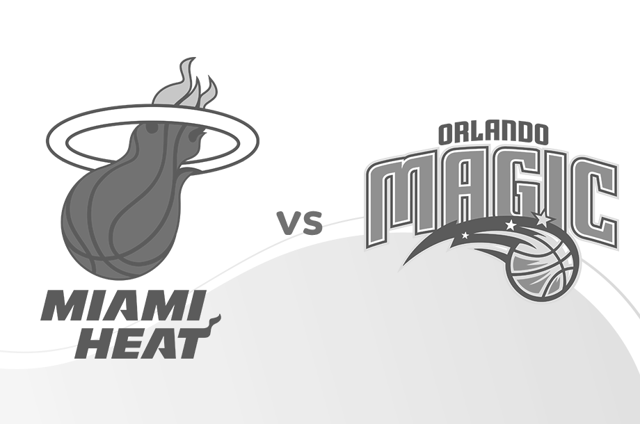 Miami Heat versus Orlando Magic
