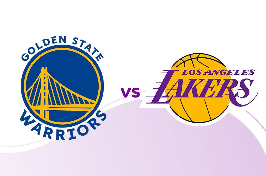 Golden State versus Lakers