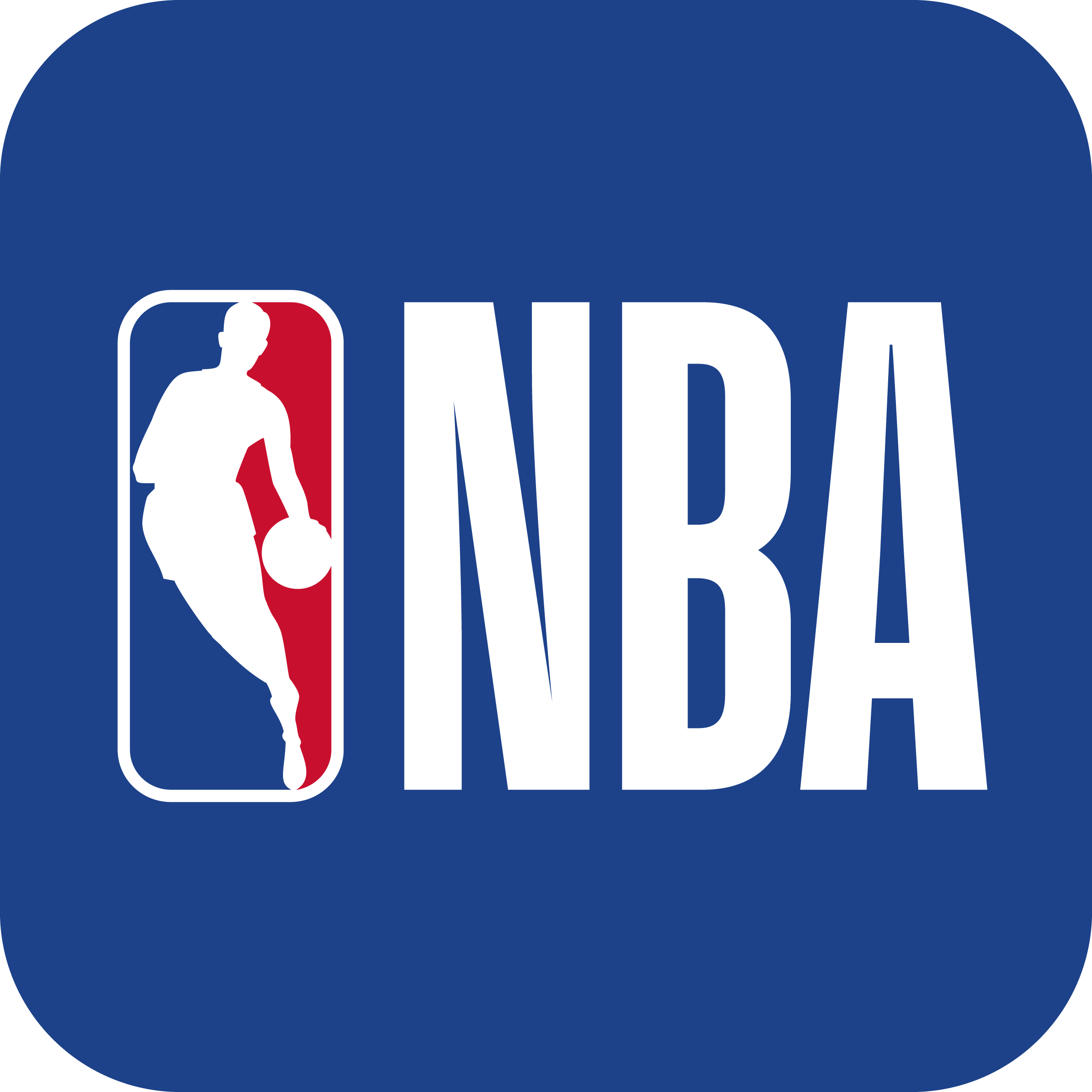 Logo do Vivo NBA
